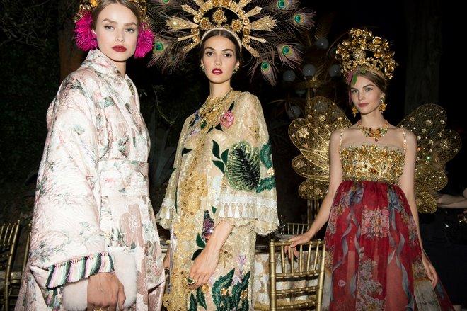 Dolce&Gabbana fairies
