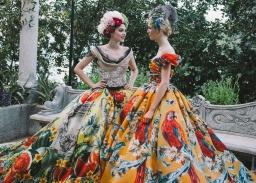Haute couture, Fall 2015: the fashion fable