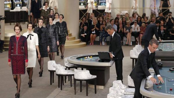 The Chanel casinò