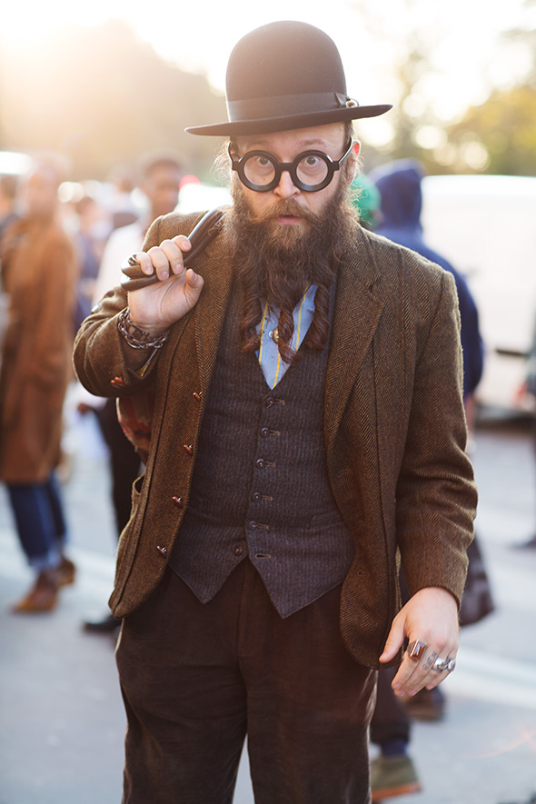 Photo Credits: The Sartorialist