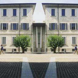 Prada Foundation. The feelings' divergence