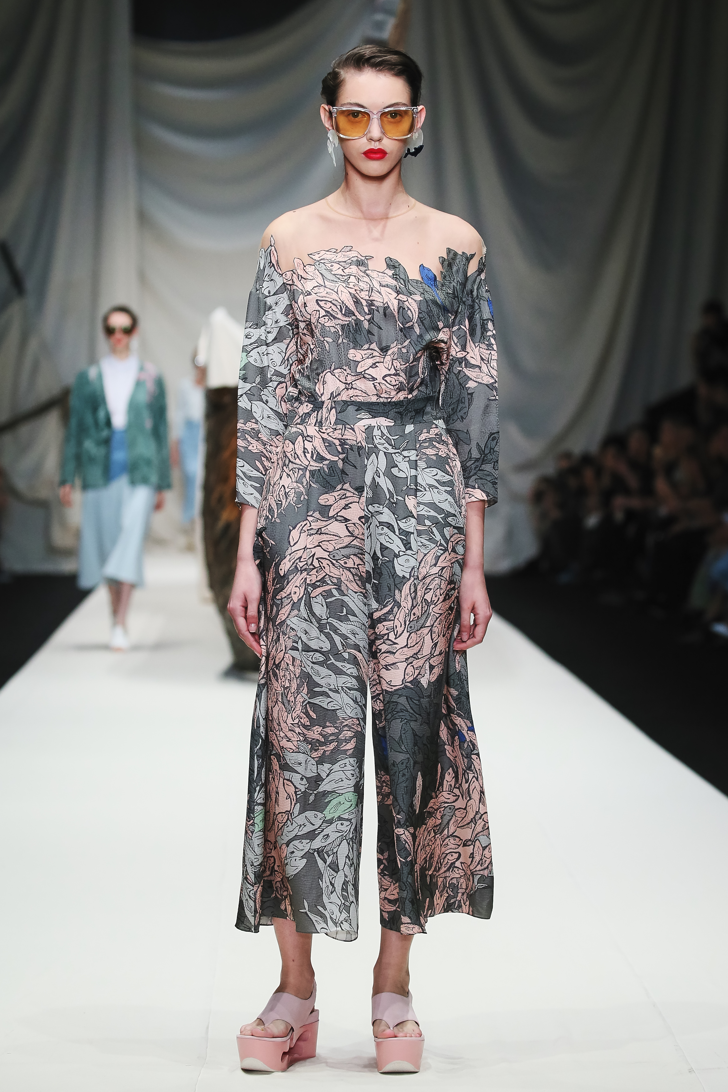 060a58dbc6d Alena Akhmadullina S S 2016 collection  fashion under the sea – The ...