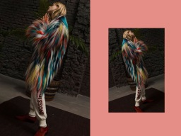 Coat mania for Missoni Pre-Fall 2018