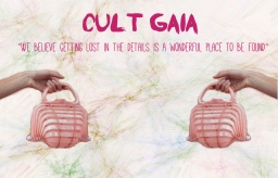 #DailyInspiration- Cult Gaia